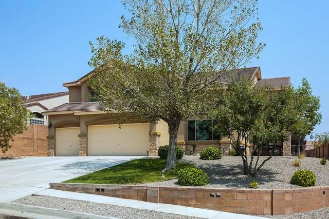 1012 Coyote Bush Road NE, Rio Rancho, NM 87144 (MLS #975828) :: Berkshire Hathaway HomeServices Santa Fe Real Estate