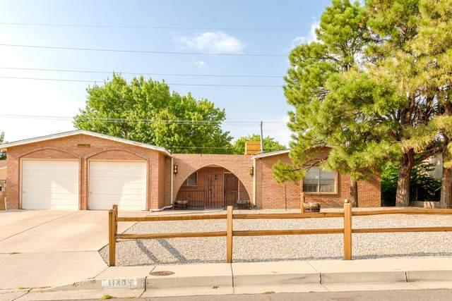 11809 Fulmer Drive NE, Albuquerque, NM 87111 (MLS #975836) :: Keller Williams Realty