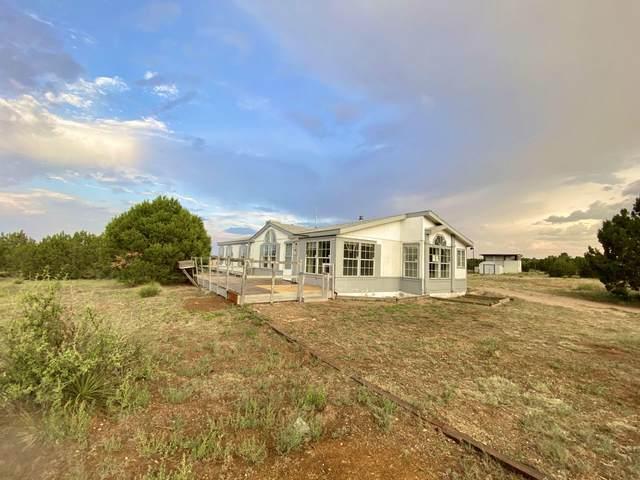 177 Rosewood Drive, Estancia, NM 87016 (MLS #975855) :: Berkshire Hathaway HomeServices Santa Fe Real Estate