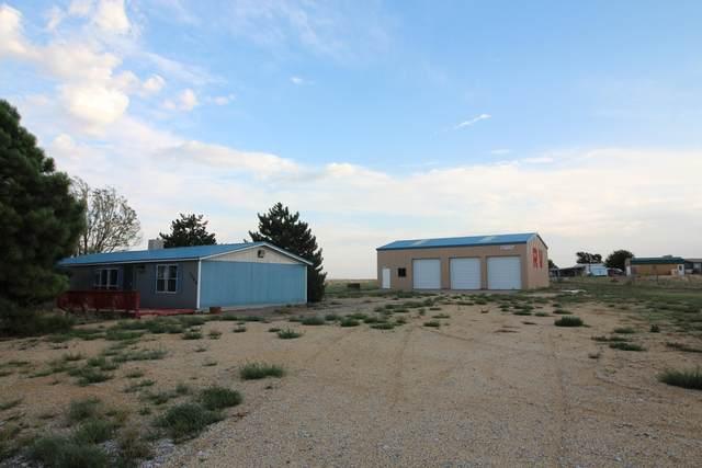 2369 Old Hwy 66, Edgewood, NM 87015 (MLS #975919) :: Keller Williams Realty