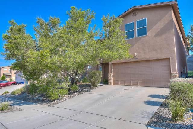 13609 Mountain West Court SE, Albuquerque, NM 87123 (MLS #975984) :: Berkshire Hathaway HomeServices Santa Fe Real Estate