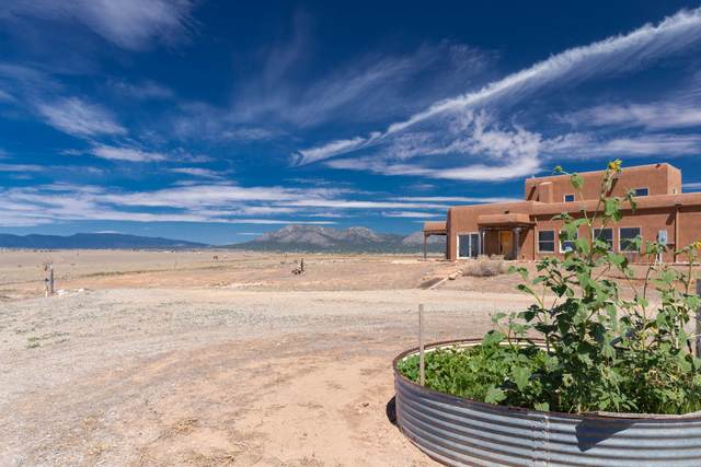 27 Cross Ranch Road, Stanley, NM 87056 (MLS #976106) :: Campbell & Campbell Real Estate Services