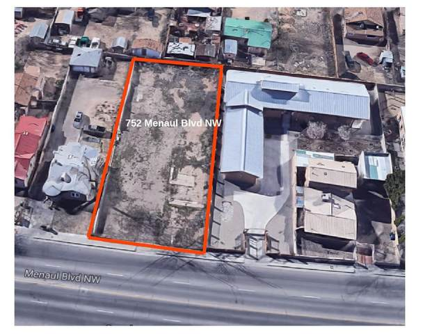 752 Menaul Boulevard NW, Albuquerque, NM 87107 (MLS #976116) :: Berkshire Hathaway HomeServices Santa Fe Real Estate