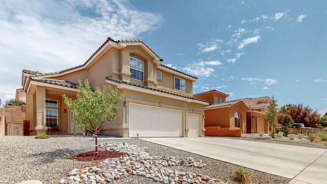 1212 Mirador Loop NE, Rio Rancho, NM 87144 (MLS #976128) :: Berkshire Hathaway HomeServices Santa Fe Real Estate