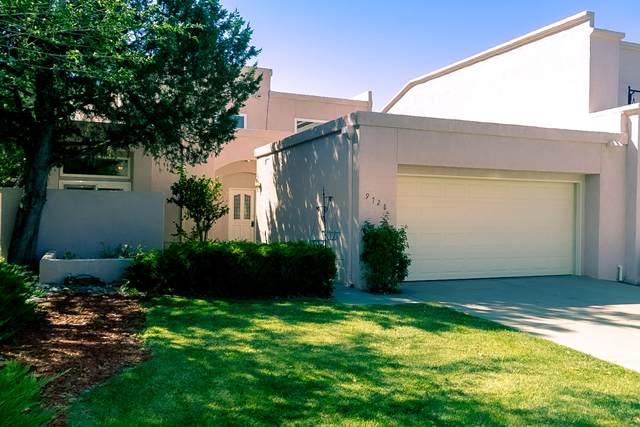 9728 Colonial Circle NE, Albuquerque, NM 87111 (MLS #976134) :: HergGroup Albuquerque