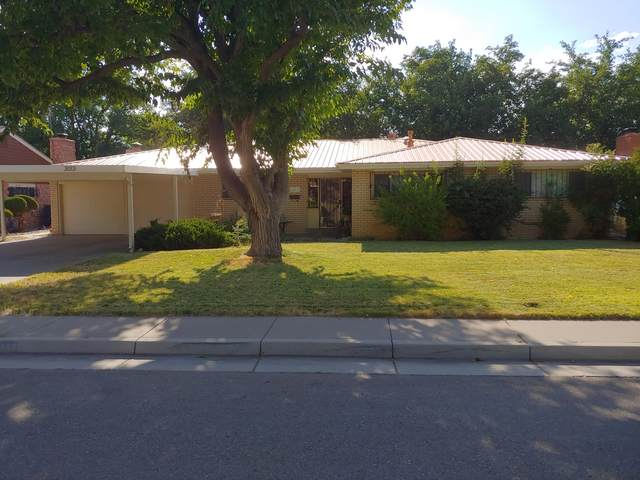 3013 San Pablo Street NE, Albuquerque, NM 87110 (MLS #976149) :: The Buchman Group