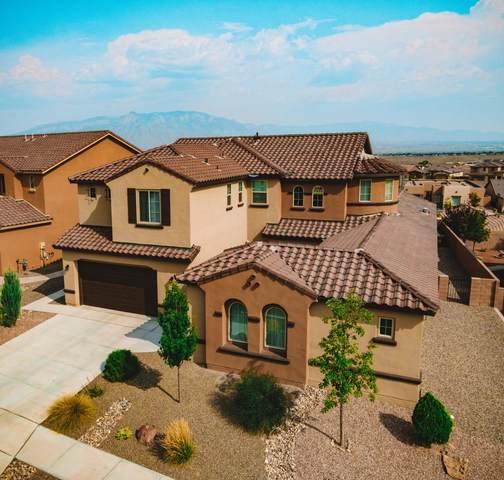 844 Mesa Roja Trail NE, Rio Rancho, NM 87124 (MLS #976150) :: Berkshire Hathaway HomeServices Santa Fe Real Estate