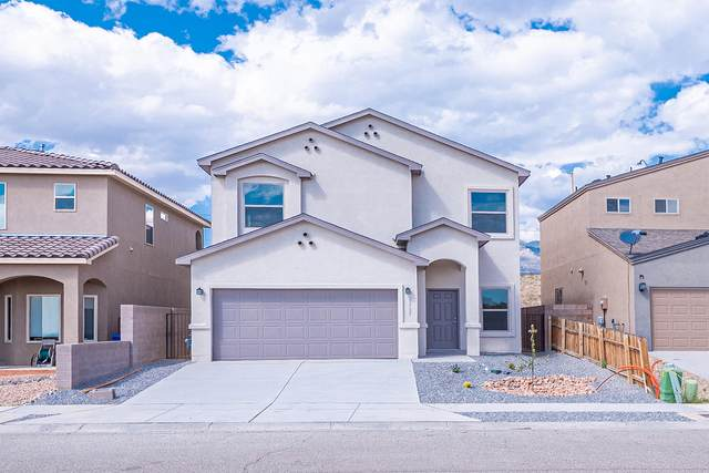13727 Covered Wagon SE, Albuquerque, NM 87123 (MLS #976314) :: Sandi Pressley Team