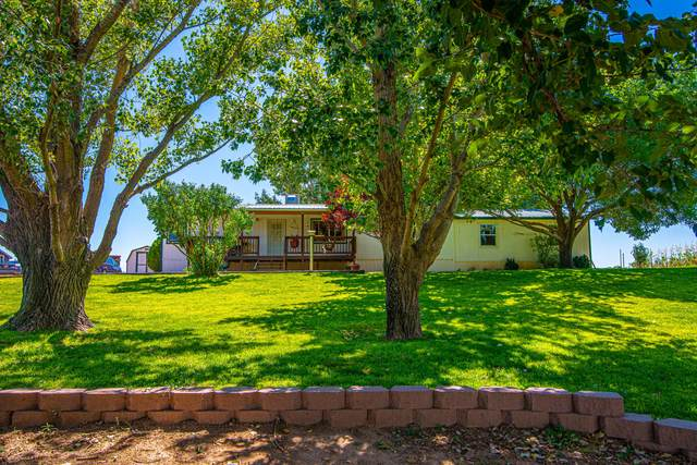 4 Lomas Circle, Belen, NM 87002 (MLS #976435) :: Sandi Pressley Team