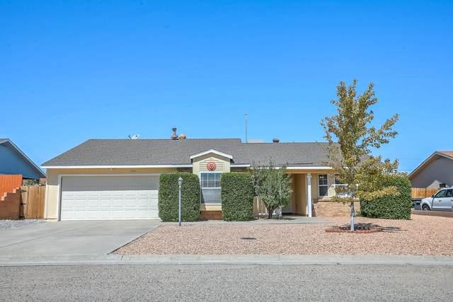 1481 Gadwall Road NE, Rio Rancho, NM 87144 (MLS #976451) :: Berkshire Hathaway HomeServices Santa Fe Real Estate
