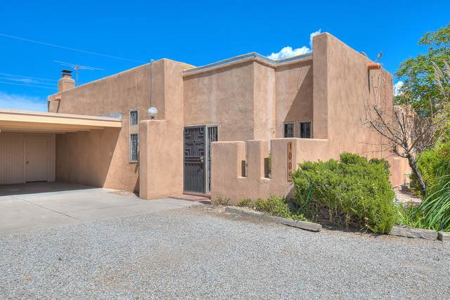 1009 Guadalupe Del Prado Street NW, Albuquerque, NM 87107 (MLS #976478) :: Campbell & Campbell Real Estate Services