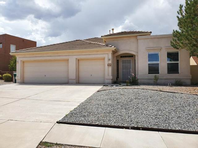6404 Freemont Hills Loop NE, Rio Rancho, NM 87144 (MLS #976492) :: Sandi Pressley Team