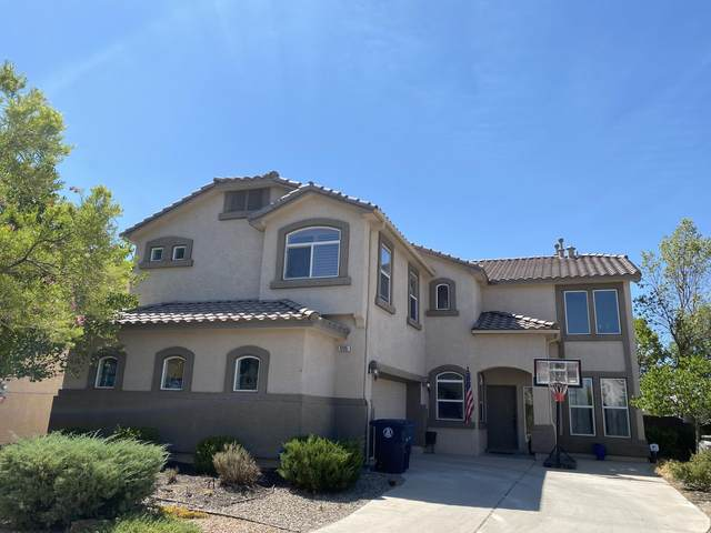 1205 Diamondback Drive NE, Albuquerque, NM 87113 (MLS #976534) :: Campbell & Campbell Real Estate Services