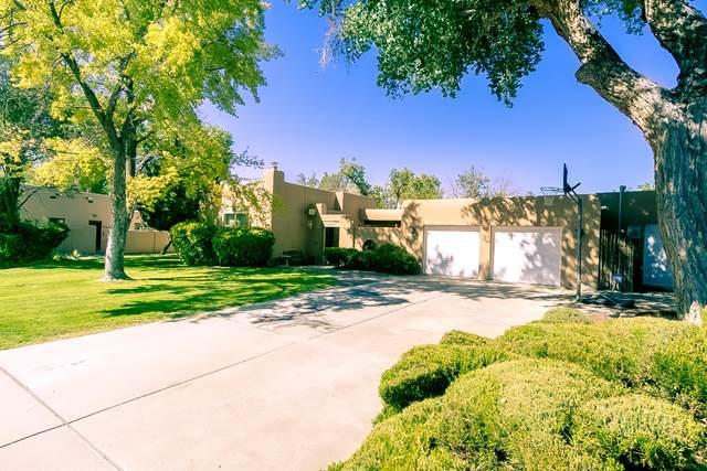3243 Calle De Deborah NW, Albuquerque, NM 87104 (MLS #976538) :: Campbell & Campbell Real Estate Services