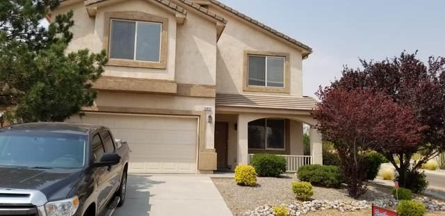10409 Oso Ridge Place NW, Albuquerque, NM 87114 (MLS #976561) :: Berkshire Hathaway HomeServices Santa Fe Real Estate