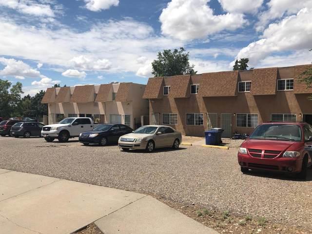 195 & 199 Monte Alto Place NE, Albuquerque, NM 87123 (MLS #976563) :: Berkshire Hathaway HomeServices Santa Fe Real Estate