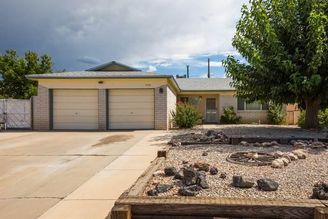 7104 Prairie Road NE, Albuquerque, NM 87109 (MLS #976564) :: The Buchman Group