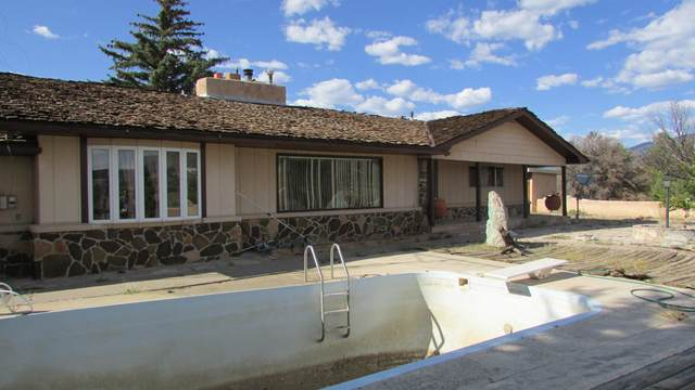 61 Highway 126, Cuba, NM 87013 (MLS #976580) :: Campbell & Campbell Real Estate Services