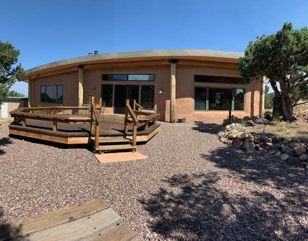 Forest Road 45, Magdalena, NM 87825 (MLS #976628) :: Berkshire Hathaway HomeServices Santa Fe Real Estate
