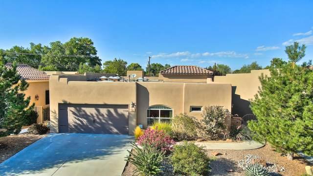 1327 Valle Lane NW, Albuquerque, NM 87107 (MLS #976654) :: Berkshire Hathaway HomeServices Santa Fe Real Estate