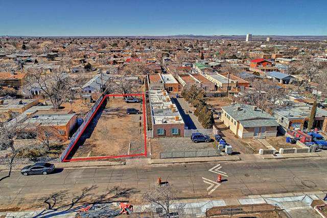 527 Mesilla Street SE, Albuquerque, NM 87108 (MLS #976665) :: The Bigelow Team / Red Fox Realty
