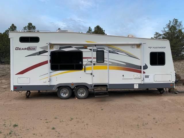 lot 5 Wilderness Circle, Datil, NM 87821 (MLS #976700) :: The Buchman Group