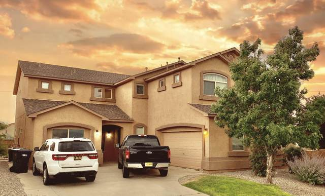3304 Oasis Springs Road NE, Rio Rancho, NM 87144 (MLS #976702) :: HergGroup Albuquerque