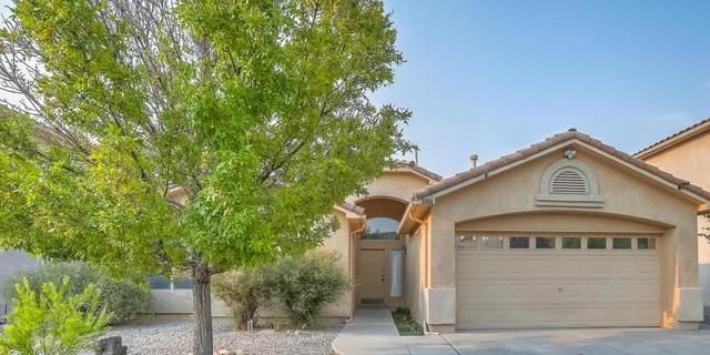 5931 Los Ritos Court NW, Albuquerque, NM 87120 (MLS #976712) :: Berkshire Hathaway HomeServices Santa Fe Real Estate