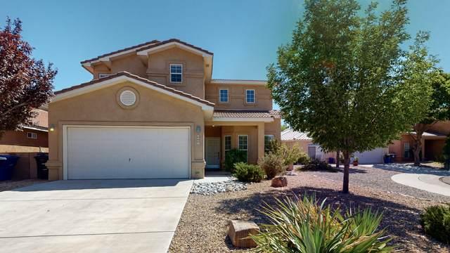9908 Bradford Place NW, Albuquerque, NM 87114 (MLS #976733) :: The Buchman Group