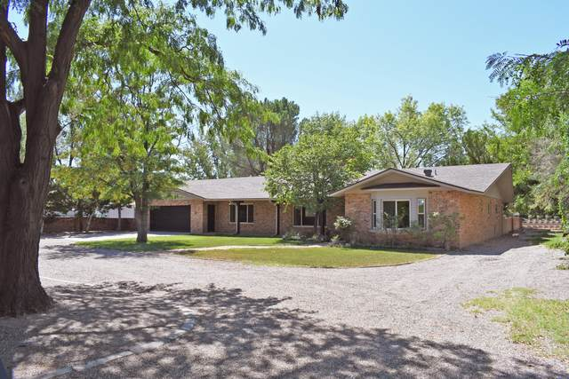 500 Ranchitos Road NW, Los Ranchos, NM 87107 (MLS #976808) :: HergGroup Albuquerque