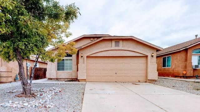 6124 Cyonus Avenue NW, Albuquerque, NM 87114 (MLS #976832) :: Berkshire Hathaway HomeServices Santa Fe Real Estate