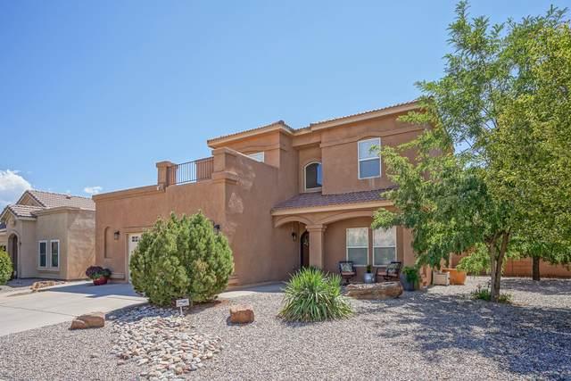 2004 Rancho Oro Avenue SE, Rio Rancho, NM 87124 (MLS #976862) :: Berkshire Hathaway HomeServices Santa Fe Real Estate