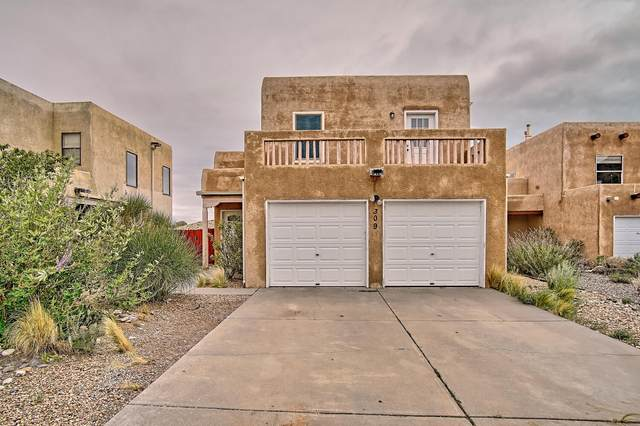 309 Narcissus Place SE, Albuquerque, NM 87123 (MLS #976904) :: Sandi Pressley Team