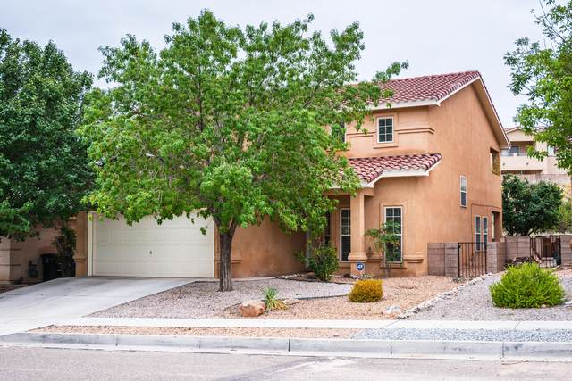 5540 Mansfield Place NW, Albuquerque, NM 87114 (MLS #976908) :: The Buchman Group
