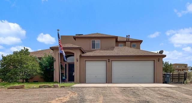 7004 Chapingo Road NE, Rio Rancho, NM 87144 (MLS #976916) :: Berkshire Hathaway HomeServices Santa Fe Real Estate