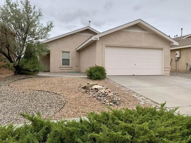 7500 Estes Park Avenue NW, Albuquerque, NM 87114 (MLS #976918) :: The Buchman Group