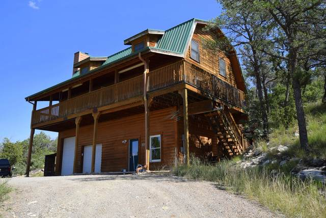 28 Camino Estribor, Edgewood, NM 87015 (MLS #976939) :: Campbell & Campbell Real Estate Services