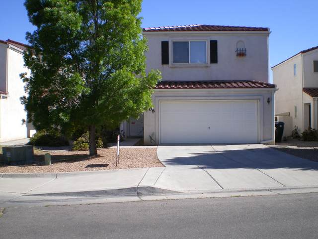 1508 Villa Del Valle NE, Albuquerque, NM 87113 (MLS #976943) :: Campbell & Campbell Real Estate Services