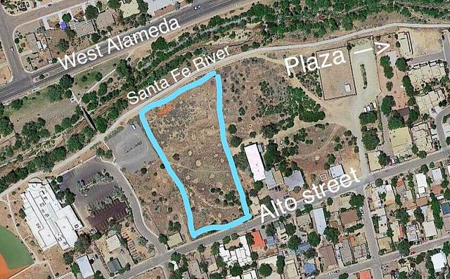0 Alto Street, Santa Fe, NM 87501 (MLS #976991) :: The Buchman Group