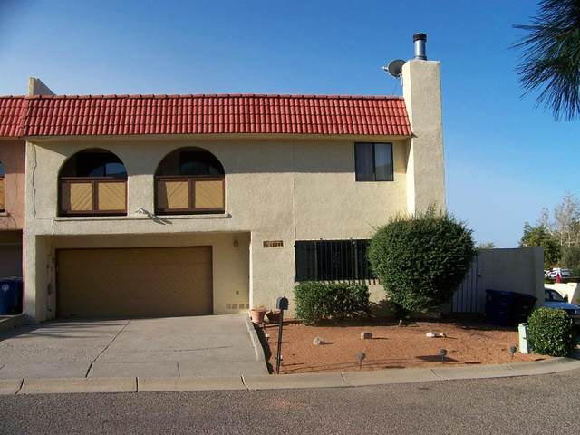 12208 Eric Court NE, Albuquerque, NM 87112 (MLS #977037) :: Sandi Pressley Team