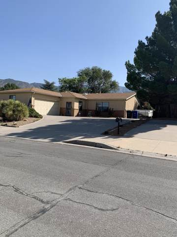1132 Hupmobile Drive NE, Albuquerque, NM 87123 (MLS #977038) :: Campbell & Campbell Real Estate Services