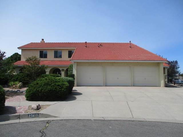 1809 Valdez Drive NE, Albuquerque, NM 87112 (MLS #977073) :: Campbell & Campbell Real Estate Services