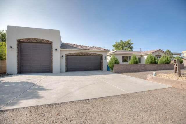 5908 Rio Oso Road NE, Rio Rancho, NM 87144 (MLS #977085) :: Berkshire Hathaway HomeServices Santa Fe Real Estate