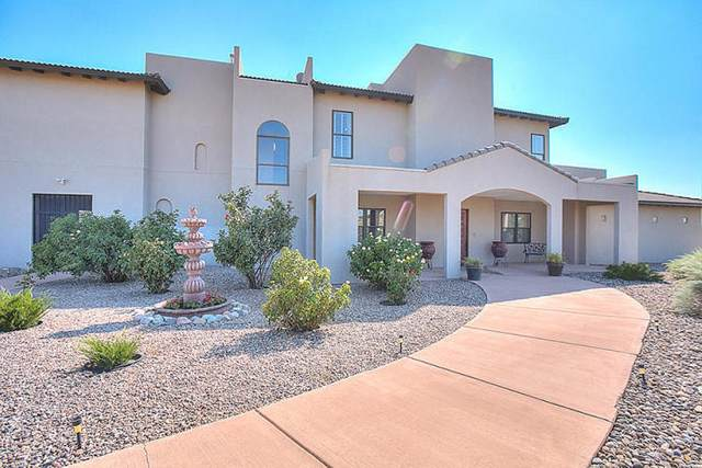 1401 Bridger Road NE, Rio Rancho, NM 87144 (MLS #977097) :: Campbell & Campbell Real Estate Services