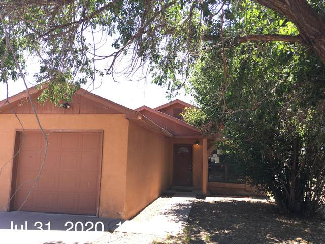 612 Union Avenue, Moriarty, NM 87035 (MLS #977103) :: Campbell & Campbell Real Estate Services