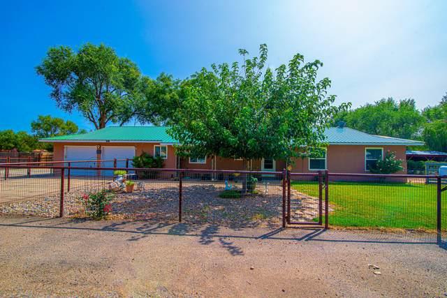 1915 El Dorado Loop, Bosque Farms, NM 87068 (MLS #977109) :: Sandi Pressley Team