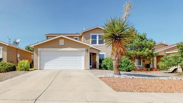3773 Rancher Loop NE, Rio Rancho, NM 87144 (MLS #977123) :: Berkshire Hathaway HomeServices Santa Fe Real Estate