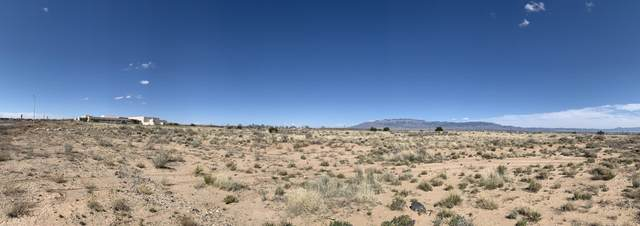 6 Lots Rainbow Perizozo Vc Boulevard NW, Albuquerque, NM 87114 (MLS #977164) :: Berkshire Hathaway HomeServices Santa Fe Real Estate