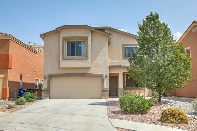 9144 Rio Galisteo Place NW, Albuquerque, NM 87114 (MLS #977195) :: Campbell & Campbell Real Estate Services