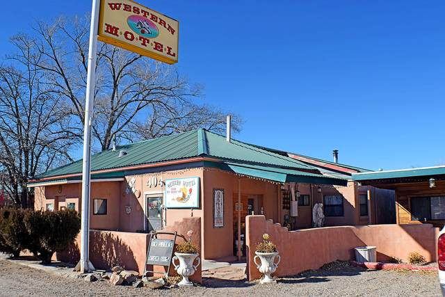 404 1st Street, Magdalena, NM 87825 (MLS #977200) :: Campbell & Campbell Real Estate Services